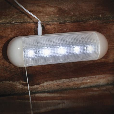 Solar Powered Led Shed Light by Pack 5 Led Solar Powered Garden Shed Light