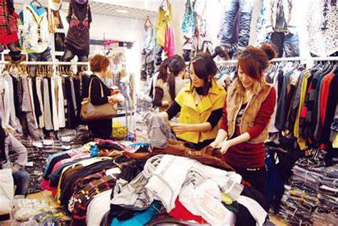 qipu lu pasar pakaian paling murah di shanghai