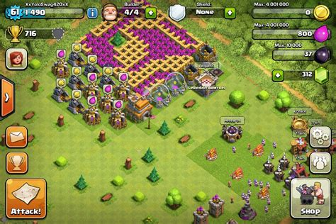 Coc Layout Simulator | coc war simulator myideasbedroom com