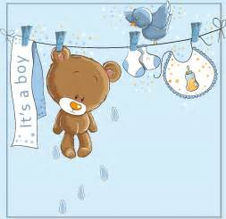Tatty Teddy Wall Stickers baby shower invitaciones