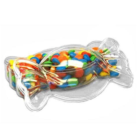 clear shaped candy box | plastic box | candy container