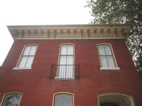 brick cornice 17 best images about paint colors for brick townhouse