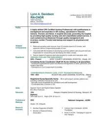 Rn Resume Builder Example Resume Resume Builder Yahoo Answers