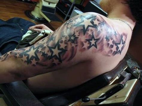 star sleeves tattoo designs 40 tattoos for luminous inspiration and designs
