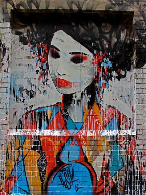 hush  mural  melbourne australia streetartnews