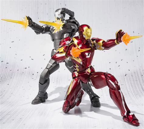 Hasbro Civil War Marvels War Machine Mask B67433 sh figuarts civil war war machine photos order info marvel news