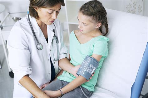 low blood pressure in children causes symptoms and