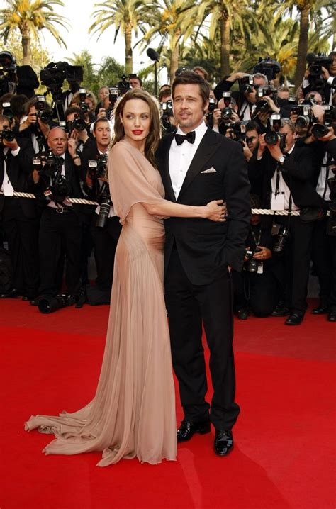 Cannes Festival Brad Pitt And Get Shady by The 14 Most Glamorous Couples To Grace The Cannes