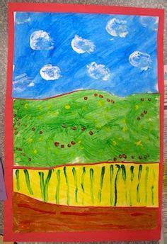 Landscape Artists Ks1 1000 Images About Unit Farm On Farm Unit