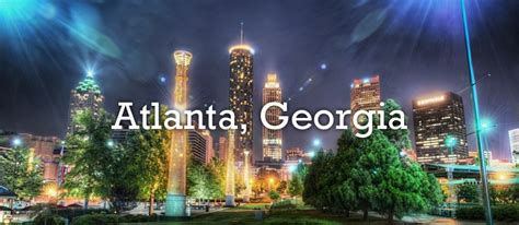 Top Mba In Atlanta by The Top 4 U S Cities For Starting A New Business
