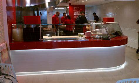 Chicken Kitchen Hialeah Fl 33012 by Custom Millwork Chicken Kitchen F R General Interiors