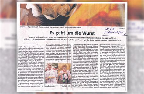 Kulot Cruty ziervogel s kult curry das currywurst in berlin