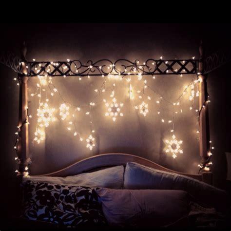 snowflake bedroom snowflake lights