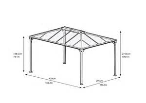 poly tex martinique 10x14 rectangle garden gazebo hg9170 on sale now