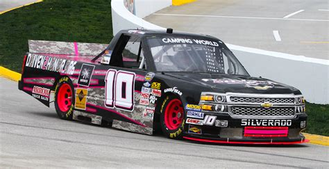 truck tonight erik jones takes pole for tonight s truck series race at