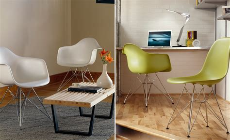 molded plastic armchair eames 174 molded plastic armchair with wire base hivemodern com
