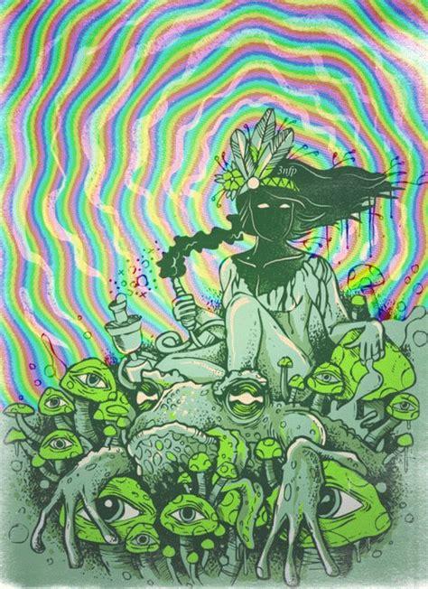 Pot Mini Ddg T10 gif gifs trippy creepy drugs marijuana