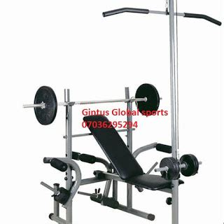 how long to bench 100kg gintus global sports nigeria brand new 50kg weight bench
