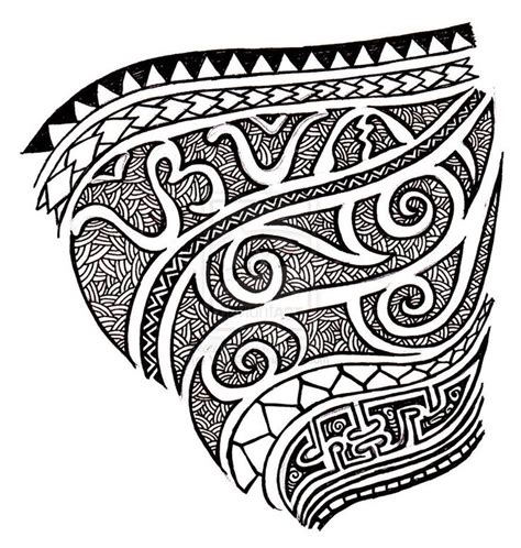 tribal band tattoo meanings tribal concept by vans3n on deviantart