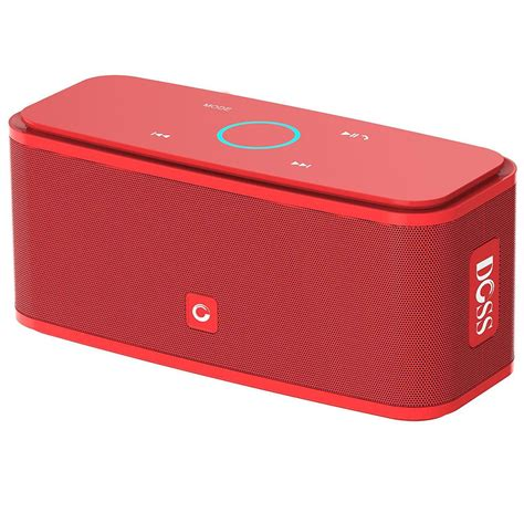 Doss Speaker Bluetooth doss touch portable bluetooth speaker for 23 79 shipped