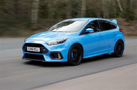 ford focus rs design autocar
