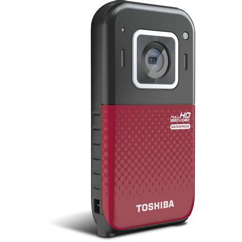 Toshiba Cameleo Comcoder toshiba camileo bw20 waterproof digital camcorder pa5066u 1c0r