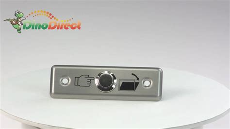 Exit Switch For Access Stainless stainless steel door access push button exit