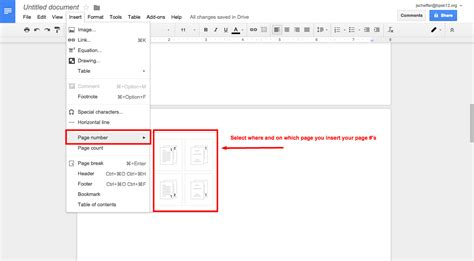 Google Docs Mla Template Shatterlion Info Mla Template Docs