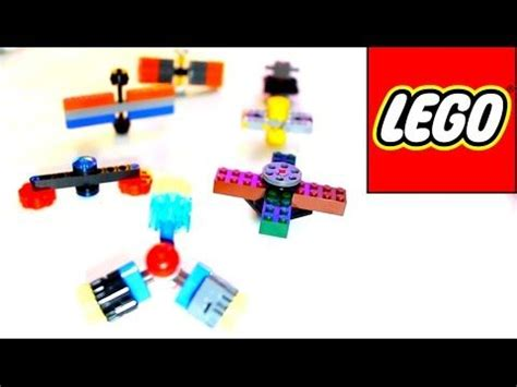 lego hand tutorial lego spinner fidget toy tutorial how to make 5 different