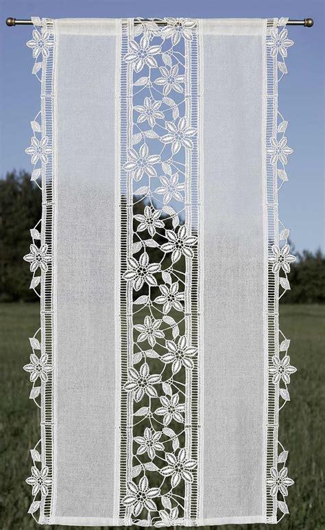 gardinen preiswert moderner scheibenh 228 nger aus plauener spitze preiswert kaufen