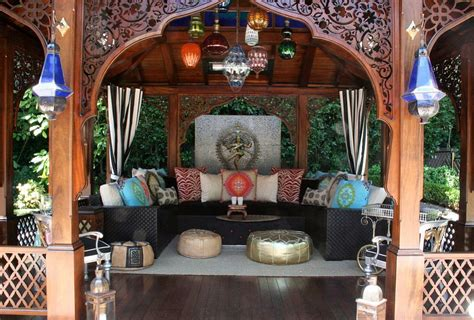 diy home decor indian style moroccan patios courtyards ideas photos decor and