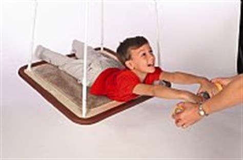 platform swing occupational therapy agenesis corpus callosum june 2009