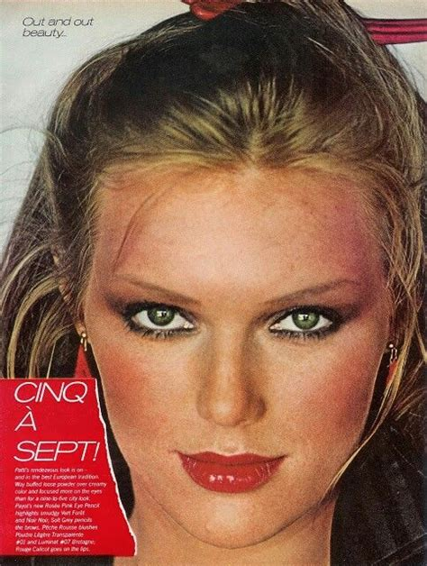 patti caf 47 best top model 70s patti hansen images on