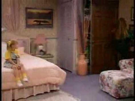 full house bedroom full house michelle stephanie reading dj s diary youtube