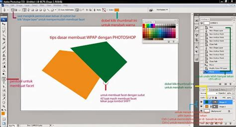 tutorial membuat wpap menggunakan corel tutorial membuat wpap reza r