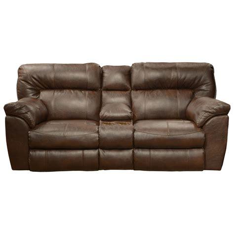 catnapper power recliner sofa catnapper nolan power wide reclining console
