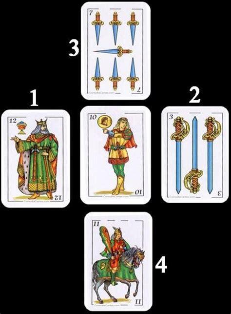tirada 3 cartas espaolas cartas espa 241 olas tarot cartas espa 241 olas free tirada cruz