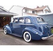 1939 Pontiac Chieftain For Sale Surrey British Columbia