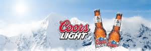 coors light coors light social email caign creations