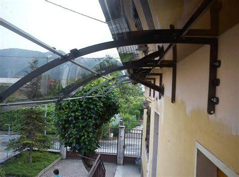 pensilina tettoia in policarbonato plexiglass pensilina tettoia in policarbonato plexiglas con angolo