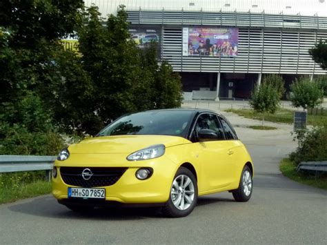opel germany opel adam driven in germany cars co za