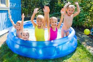 Backyard Kid Activities What Is A Wading Pool With Pictures