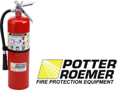 potter roemer fire extinguisher cabinet instructions potter roemer fire extinguishers