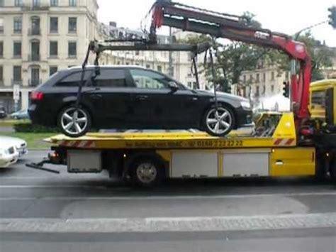 Auto Abgeschleppt by Auto Wird Abgeschleppt Youtube