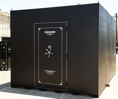vault room shelters safe rooms gun vault