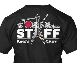 Bugera T Shirt ttk staff t shirts the tone king thetoneking
