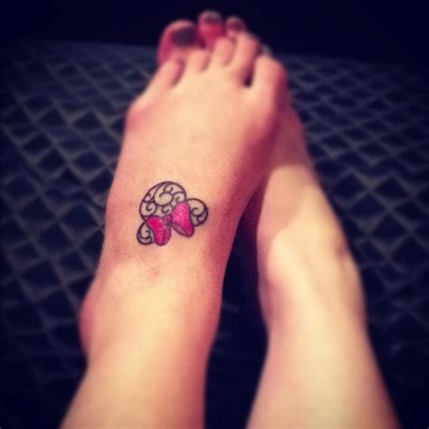15 mickey mouse tattoos that will make everyone a disney fan