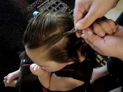 braids and curls a hair tutorial youtube