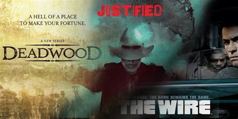 justified crimes a fox story american crime stories the wire justified and deadwood
