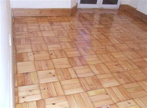 Wood Block Flooring by Pine Parquet Wood Block Flooring Basketweave Pattern